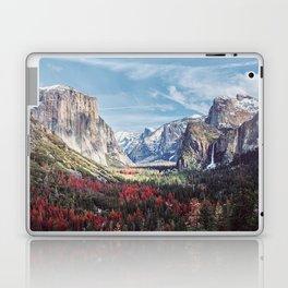 Tunnel View Yosemite Valley Laptop & iPad Skin