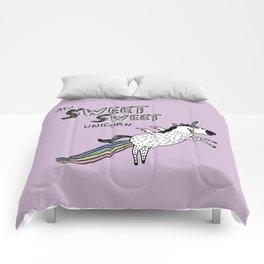 My Sweet Sweet Unicorn Comforters