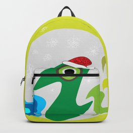 Christmas Duck Backpack