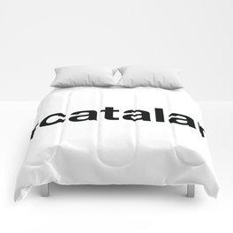 CATALAN Comforters