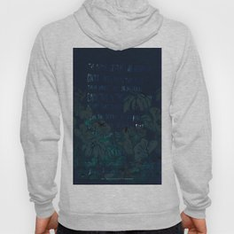 """""""Conquest of the Useless"""" by Werner Herzog Print (v. 5) Hoody"""