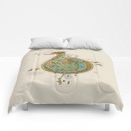 Celtic Initial B Comforters