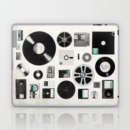 Data Laptop & iPad Skin