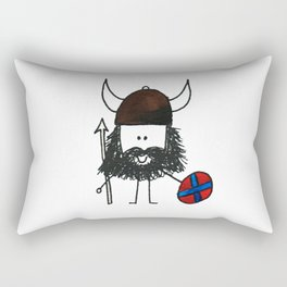 Norsk Viking Rectangular Pillow