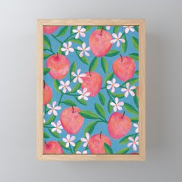 Apple Orchard Framed Mini Art Print