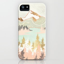 Winter Bay iPhone Case