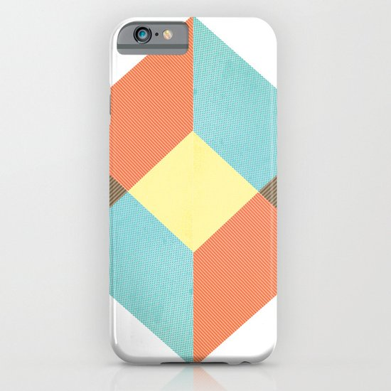 You don't have to say anything at all iPhone & iPod Case