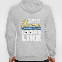 Relatives Family Kinship Ancestry Household Love Bloodline Ancestry Awesome Grandfather Gift Hoody