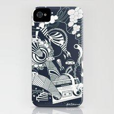 MUSIC iPhone (4, 4s) Slim Case