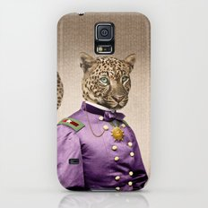 Grand Viceroy Leopold Leopard Galaxy S5 Slim Case