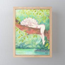 Nature No.2 Framed Mini Art Print