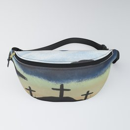 It Is Finished Fanny Pack