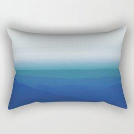 Mountains of Magic Rectangular Pillow
