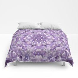 AMETHYST MANDALA Comforters