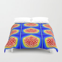 By Jennifer Renee Untied Duvet Cover