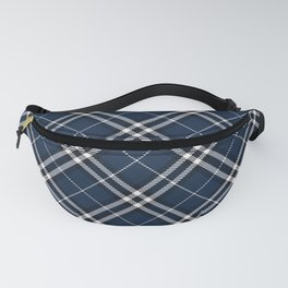 Holiday Plaid 10 Fanny Pack