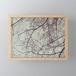Glossdrop Framed Mini Art Print
