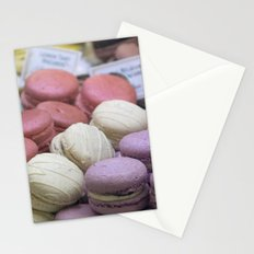 macaroons Stationery Cards