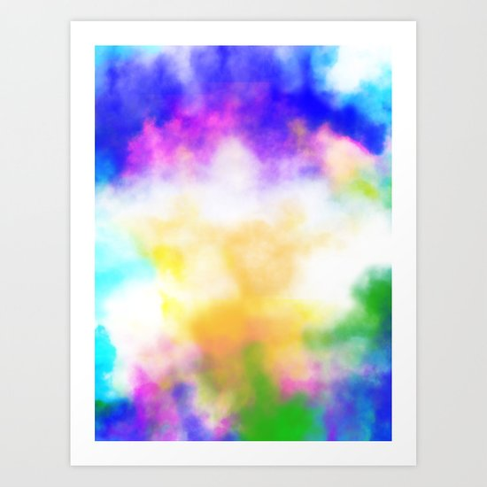 Dream Two Art Print