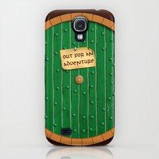 Out for an adventure - hobbit door Galaxy S4 Slim Case