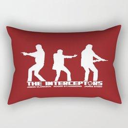 Top Gear: The Interceptors Rectangular Pillow