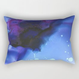 Ajna (third eye chakra) Rectangular Pillow