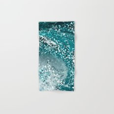 Crashing Tris Hand & Bath Towel