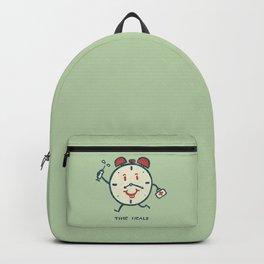 Time heals Backpack