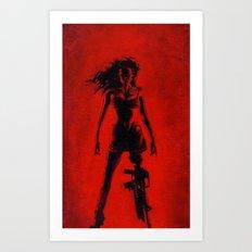 Cherry Darling Art Print