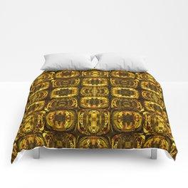 Five Way Golden Docking Bay Comforters