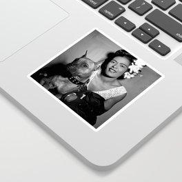 Billie Holiday : Lady Day & Her Mister Sticker