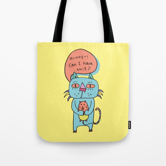 Can I have this? Tote Bag
