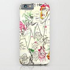 Econographics iPhone 6s Slim Case
