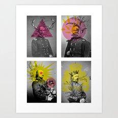Civility Art Print