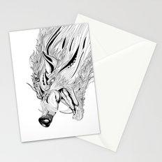 Boar Stationery Cards