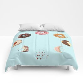 Donut Phases Comforters
