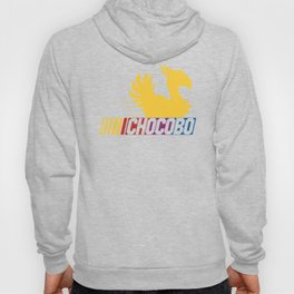 Nascar Chocobo Racing Hoody