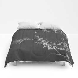 Fade To Black Comforters