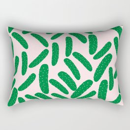 Cute Pickles Rectangular Pillow
