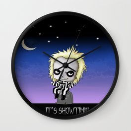 It's Showtime! Wall Clock