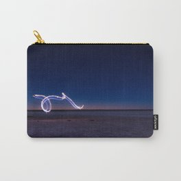 Ligthpainting lines Carry-All Pouch