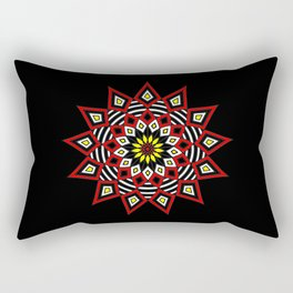 Stars Up to the Sky | Mandhala | Mother Star Rectangular Pillow