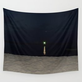 Green Gatsby Wall Tapestry