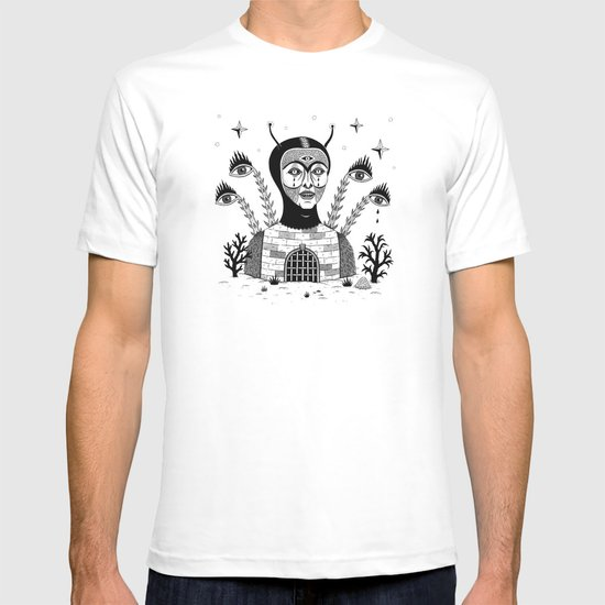 Preternatural Prison T-shirt
