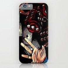 Rollin (black/red) iPhone 6s Slim Case