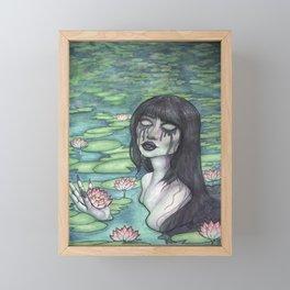 La Llorona Framed Mini Art Print
