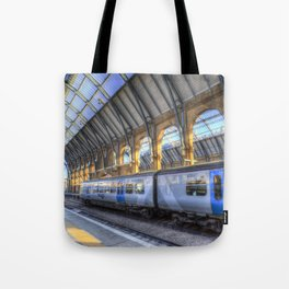 Kings Cross Station London Tote Bag