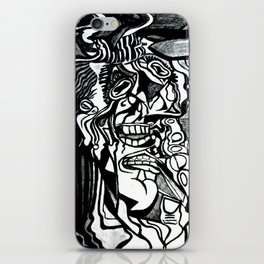 Basically Picasso iPhone Skin
