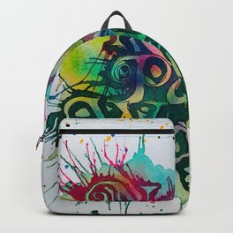 Not Paint Water Backpack