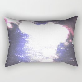 Unfocused Rectangular Pillow